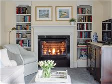 The Bellmoor Inn And Spa Rooms - Many Bellmoor Inn's suites come with fireplace