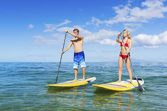 Stand Up Paddle Boards - Delmarva Board Sport Adventures, Rehoboth Beach