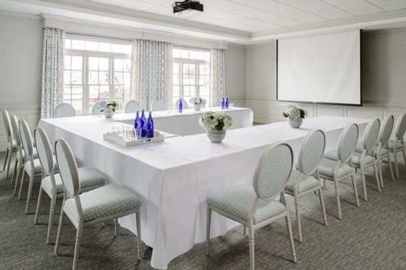 Sussex Room at The Bellmoor Inn and Spa Hotel, Delaware