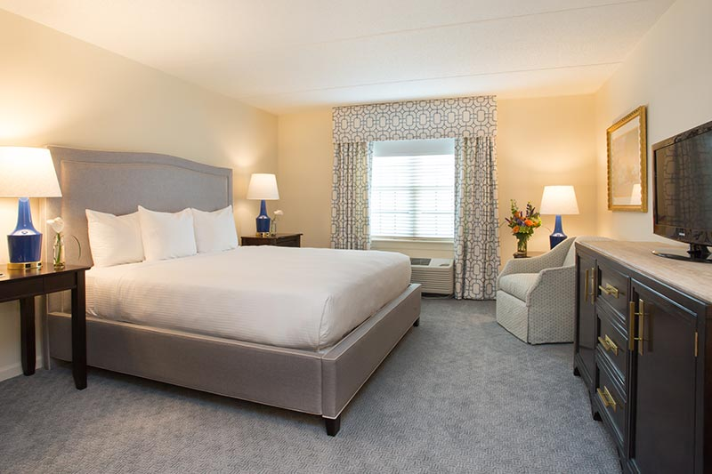 The Bellmoor Inn and Spa Hotel, Delaware Deluxe King