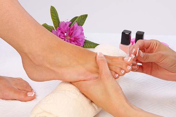 Classic Pedicure at Rehoboth Beach Hotel