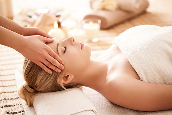 De-Stress Massage at Rehoboth Beach, Delaware Hotel