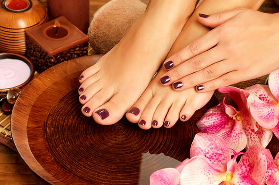 Delaware Hotel Microdermabrasion with Pedicure