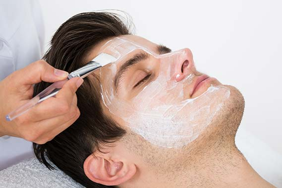 Gentlemen's Facial at Rehoboth Beach Hotel