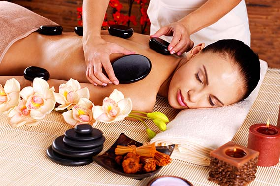 Rehoboth Beach Hotel Bellmoor Stone Massage