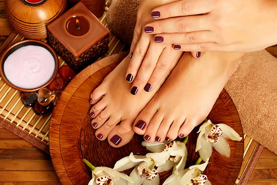Rehoboth Beach Hotel Shellac Manicure