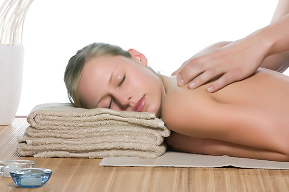 Swedish Body Massage at Rehoboth Beach, Delaware Hotel
